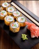 tempura maki rolnice