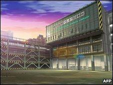 Manga biblioteka 2015.