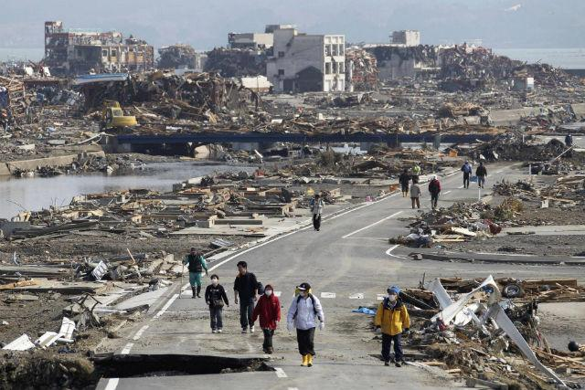 Ruševine grad Minamisarinku