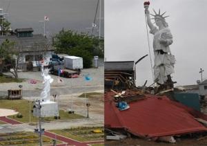 Statua slobode u Ishinomakiju