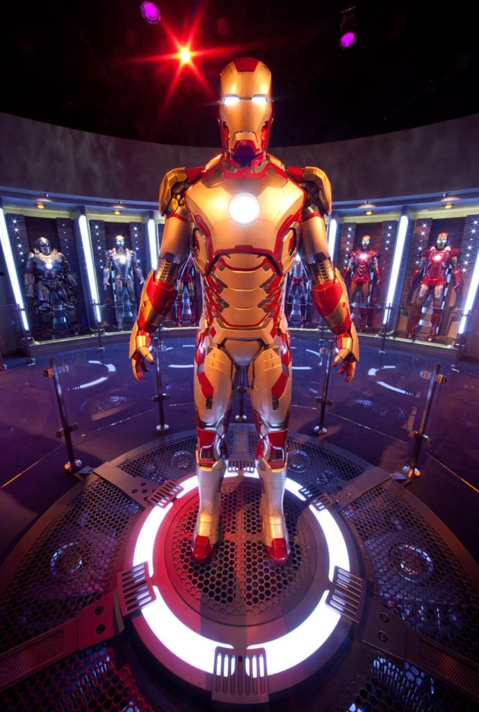 Iron Man u japanskom Diznilendu
